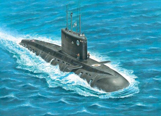 первое боевое применение подводной лодки