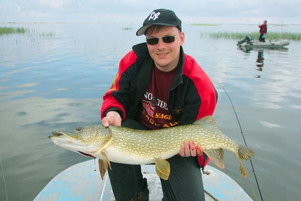рыбалка краснодарского края щука