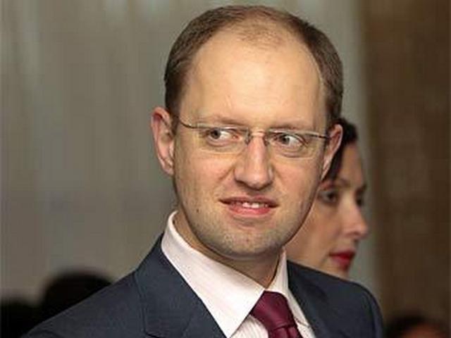 Вокружении Яценюка прокомментировали новость оего отъезде