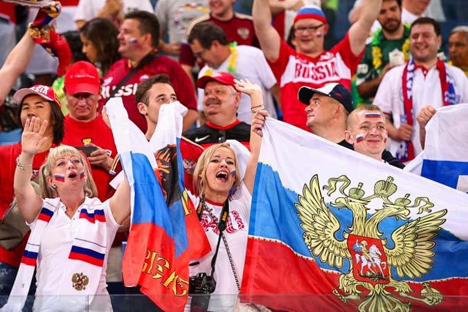 Картинки по запросу российские болельщики