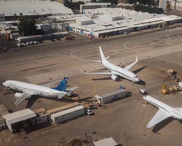 Вылет самолетов вСтамбул отменен вРостове-на-Дону иСочи