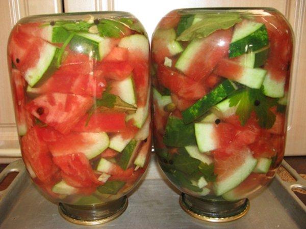 Рецепты заготовок из арбуза на зиму пошагово 66
