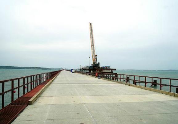 Строитель Керченского моста снял клип напесню освоей работе