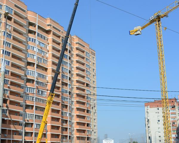 Число банкротств на русском строительном рынке возросло вдвое