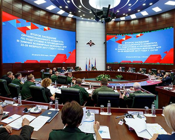 Утвержден план третьих зимних Всемирных военных игр вСочи