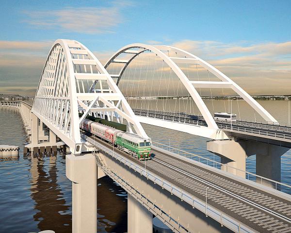 Ротенберг получил еще 18 млрд руб. наКерченский мост