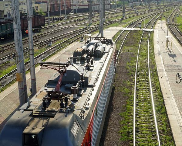 НаКубани под колесами поезда умер мужчина