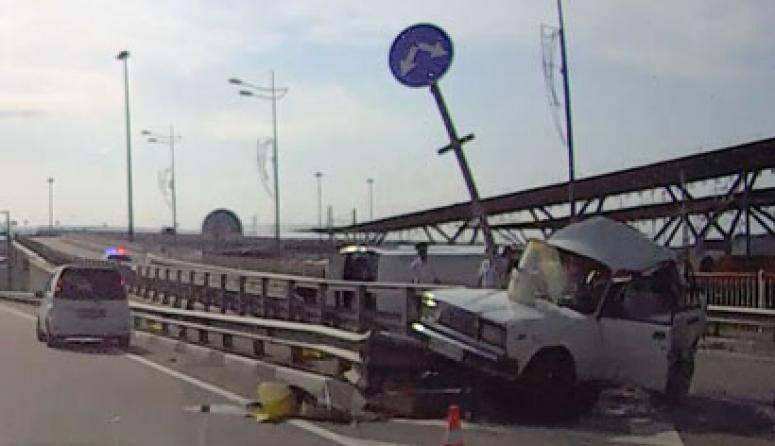 ВОлимпийском парке Сочи насмерть разбился шофёр «семерки»