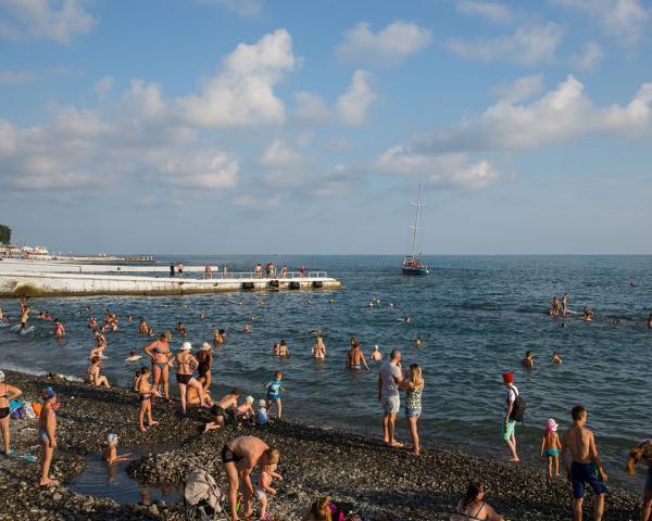Цены накурортах Крыма иКраснодарского края увеличились летом на10-20%