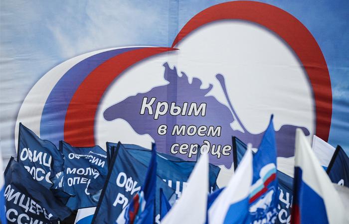 Украина призывает мир игнорировать выборы вроссийскую Государственную думу воккупированном Крыму
