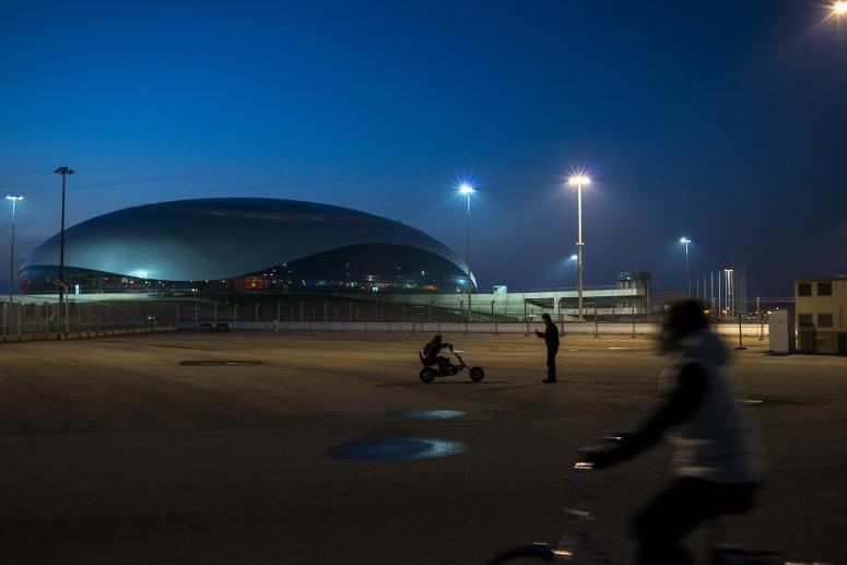 Для освещения травы настадионе «Фишт» вСочи истратят 97 млн руб.