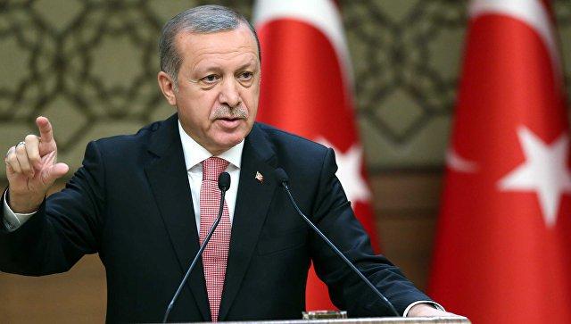 Президент Турции поздравил В.Путина суспешными выборами в Государственную думу