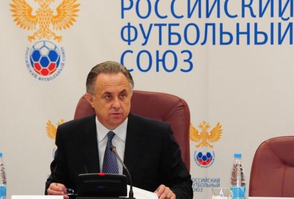 Мутко овыборах руководителя РФС: Заменя проголосуют 90%