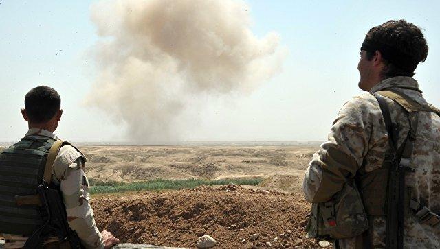 Военное ведомство США готово отправить вИрак 600 военных
