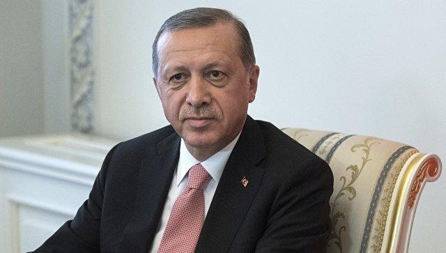 Эрдоган объявил онеобходимости принятия свежей Конституции Турции