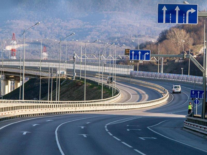Между Кисловодском иСочи появится новая дорога в290 километров
