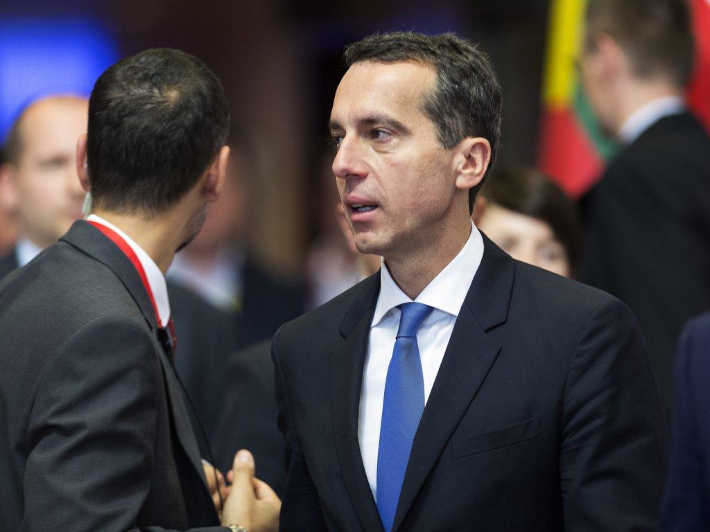 Канцлер Австрии: Антироссийские санкции экономически невыгодны EC