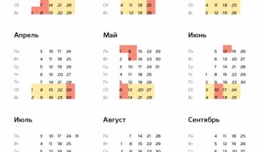 Новогодние каникулы в России и инициативы по их переносу Справка