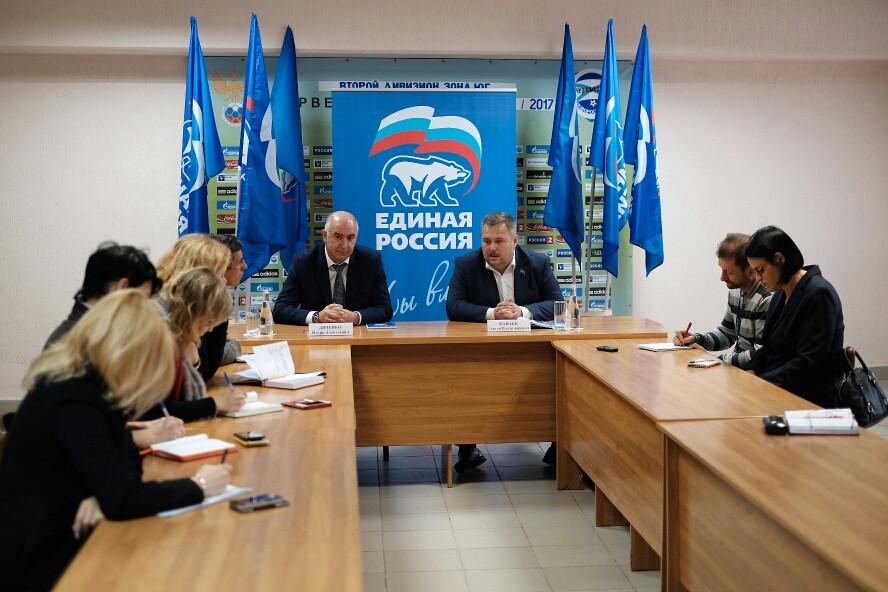 Сергей Канаев снял свою кандидатуру сконкурса напост руководителя Новороссийска