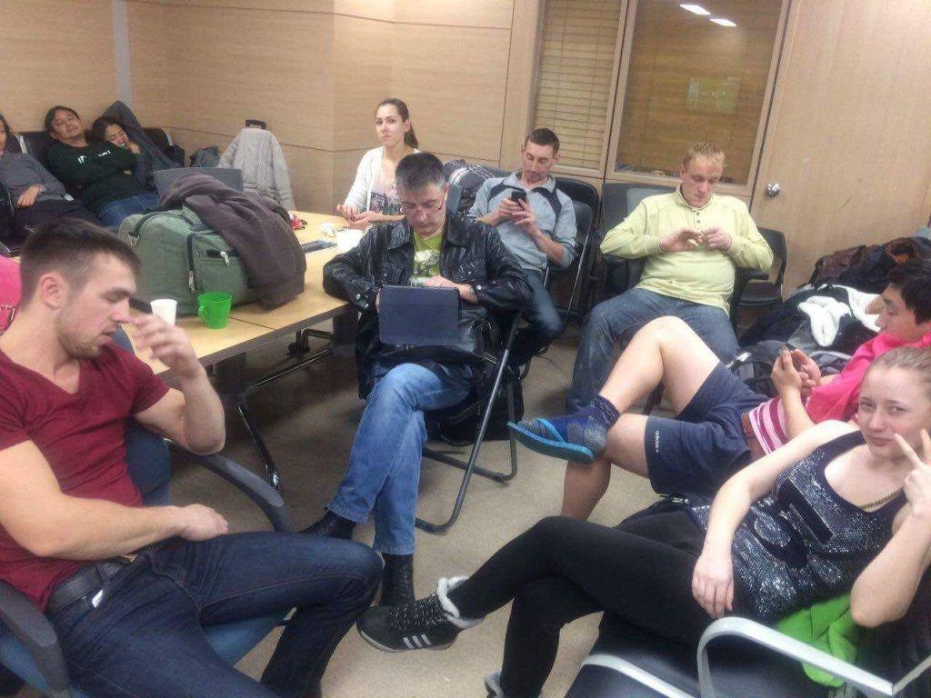 ВСеуле задержали 24 граждан России — МИД