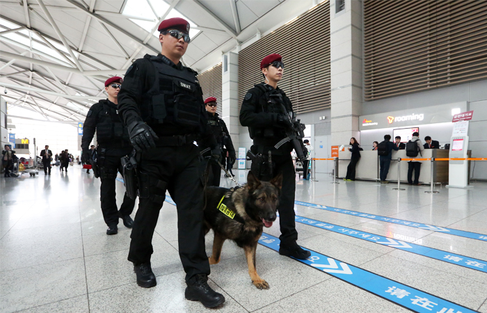 МИД объявил озадержании 24 граждан России ваэропорту Сеула