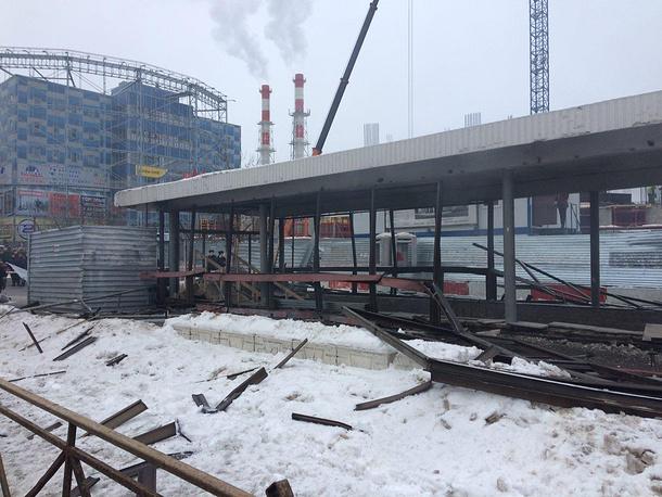 6 человек пострадали при взрыве устанции метро «Коломенское» в столице