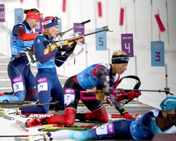 Союз биатлонистов отстранил 2-х русских серебряных призеров Олимпиады
