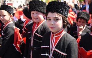 На Кубани число казачьих классов увеличилось в 2,5 раза