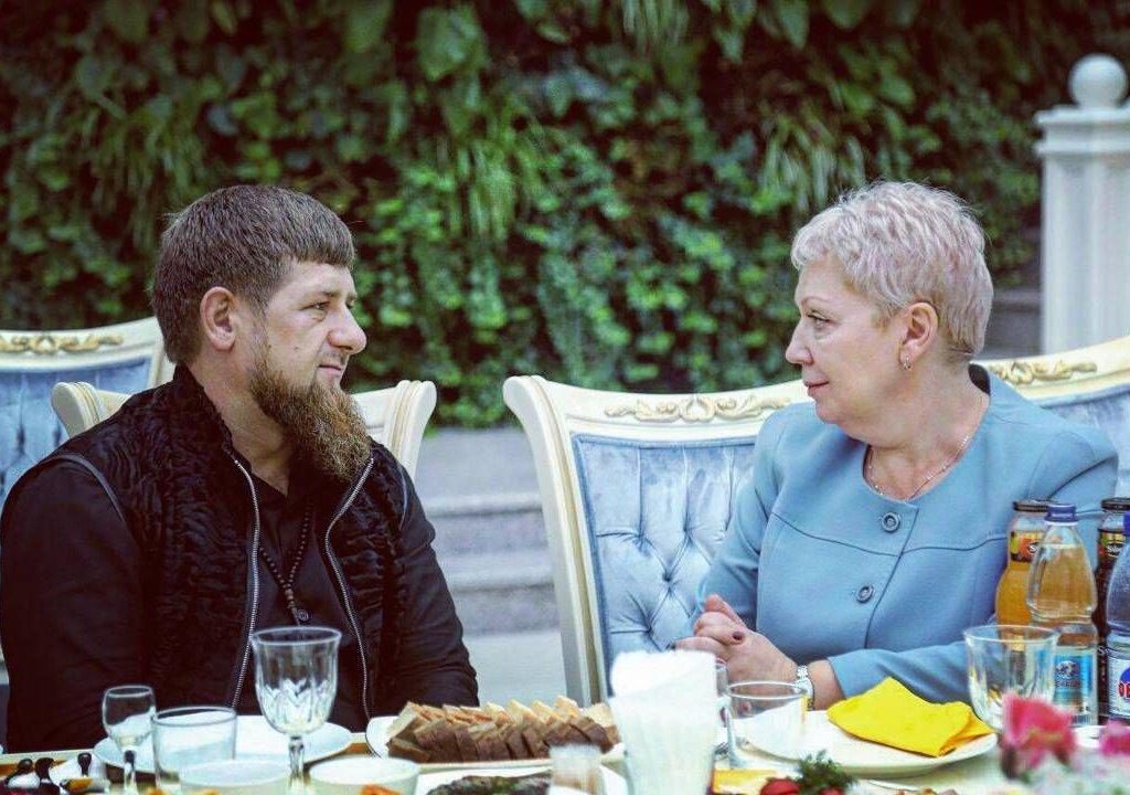 Кадыров поведал  отемпах возведения  вЧечне центра подготовки спецназа
