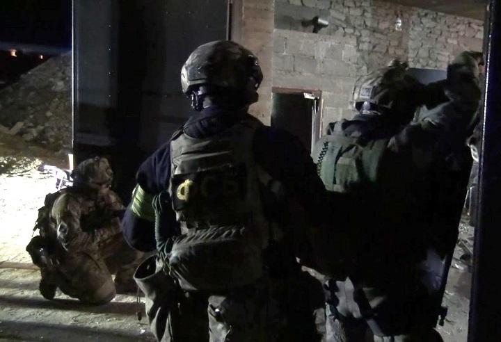 В итоге специализированной операции вХасавюрте ликвидированы трое боевиков