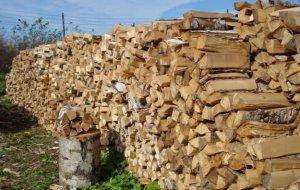 В Краснодарском крае ожидается дефицит дров