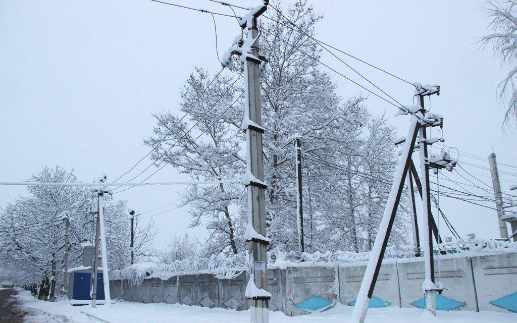 НаКубани из-за непогоды 23 населенных пункта остались без энергоснабжения