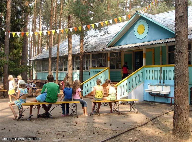 Продолжительность смен в детском лагере 21 день