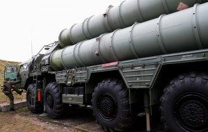 Россия налала поставки комплексов ПВО С-400 в Китай