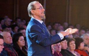Поздравляем художественного руководителя  Кубанского казачьего хора с днём рождения