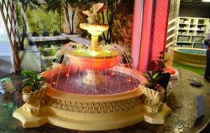 В Краснодаре открывается выставочный зал фонтанов