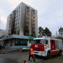 Число пострадавших при взрыве газа в жилом доме в Москве достигло 39 человек