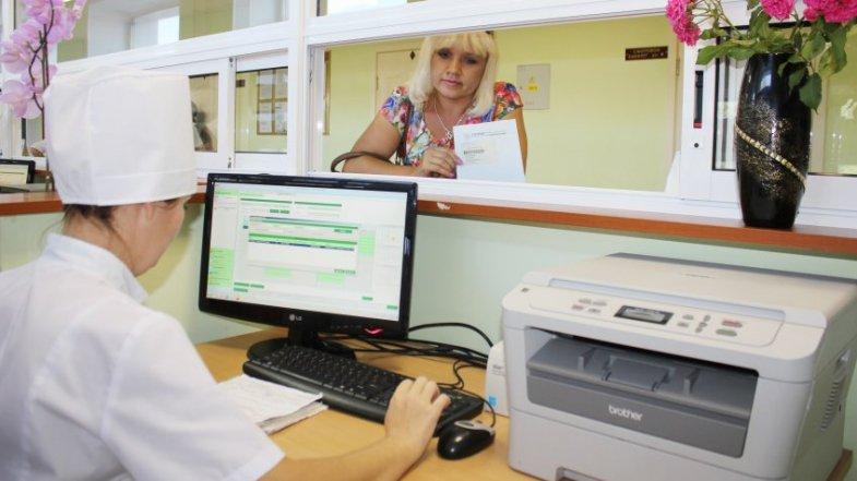 Томская область войдет вфедеральный проект «Бережливая поликлиника»