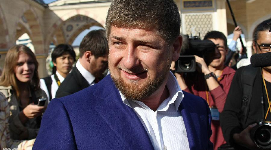 Кадыров выступил против регистрации браков вЗАГС