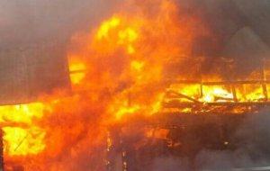 В Сочи в связи с гибелью двух человек в результате пожара возбуждено уголовное дело