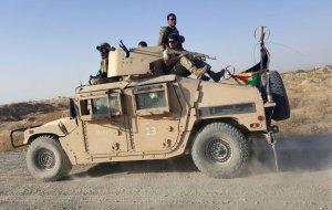 В Афганистане при нападении талибов на военную базу погибли 140 человек