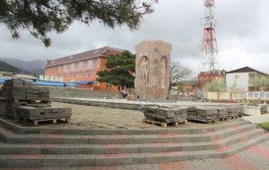 В Геленджике ко Дню Победы отроют новые монументы «Воинам-освободителям»