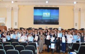 Школьник из Новороссийска стал победителем XV Российского национального юниорского водного конкурса