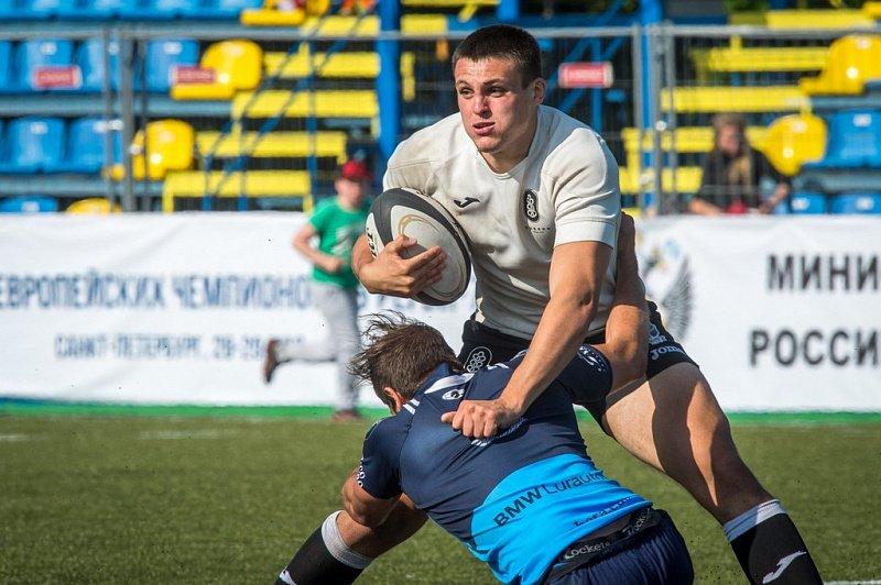 «Кубань» 2-ой год подряд выиграла Кубок Европейских чемпионов порегби-7