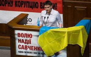 Политолог: заявляя о своих президентских амбициях, Савченко лукавит