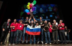 Российский вуз в седьмой раз стал чемпионом мира на Международной студенческой олимпиаде по программированию