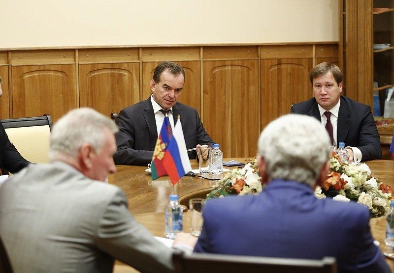 администрация губернатора краснодарского края вакансии квартиру