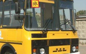 В новый учебный год на новых автобусах