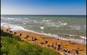 Пляжи Темрюкского района осмотрели представители краевой межведомственной комиссии