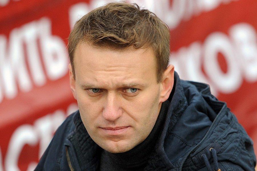 «Старик Путин недал попасть намитинг»: оппозиционера Навального задержали в российской столице